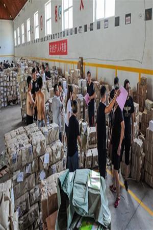 沧州市店:打响抢发教材攻坚战