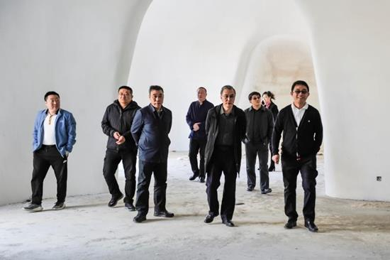 集团公司副总经理王志江一行莅临沧州市店调研指导工作