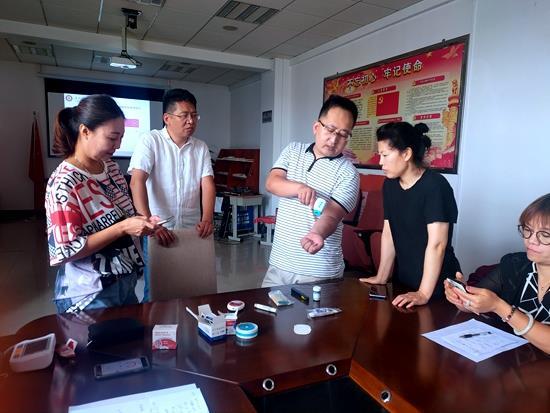 """沧州市店:""""健康生活室""""正式启用 为员工带来企业关爱"""